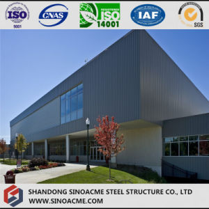 Modern Design Steel Truss Structure for Basketball Gym pictures & photos
