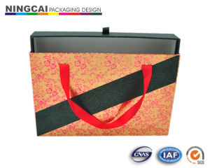 Paper Box with Handle (NC-067)