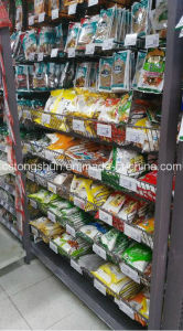 Supermarket Shelf with Mesh Cages pictures & photos