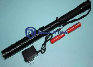 Police 5 Modes Self Defense Flashlight Stun Baton