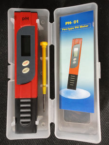 Manufacturer of Pocket Type pH Tester Meter pictures & photos