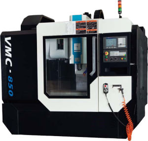 Made in China Vmc850 CNC Vertical Machine Center