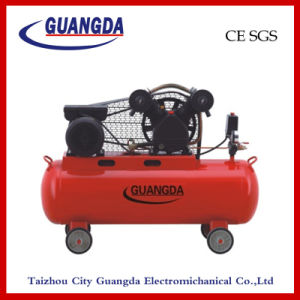 CE SGS 90L 3HP Belt Driven Air Compressor (V-0.25/8) pictures & photos