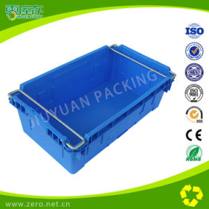 Cheap Price Stackable Industrial Storage Crates Used Plastic Crates for Sale