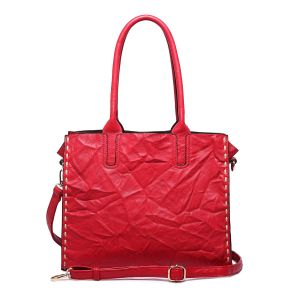 Europe Style High Quality Fashion PU Leather Woman Handbag pictures & photos