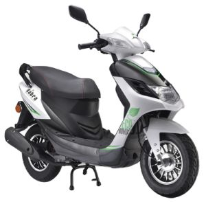 Updated Gas Moped Scooters 50cc (50QT-JN)