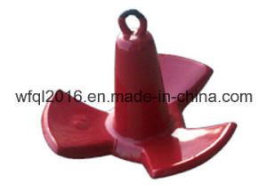 River Boat Anchor with PVC Coated