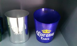 High Quality Promotion Aluminium Ice Bucket pictures & photos