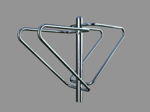 304L Stainless Steel Paraller Bar Outdoor Fitness Equipment pictures & photos