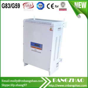 Hot Sale High MPPT Efficiency Inverter with SAA/Ce/G83 Certificate pictures & photos