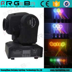 30W LED Beam and Spot Moving Head Light for Stage pictures & photos