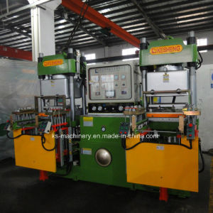 Rubber Seals/Gasket/Wrist Band Making Machine with Ce/ISO Hydraulic Press Vulcanizer (20V3) pictures & photos