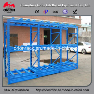 Industrial Warehouse Mould Holder Racking