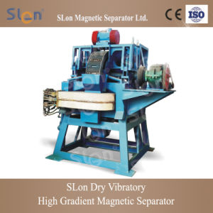 6-1 High Quality Dry Virbratory High Gradient Magnetic Separator pictures & photos