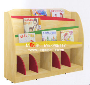 Book Display Unit for Kid′s (SF-09W) pictures & photos