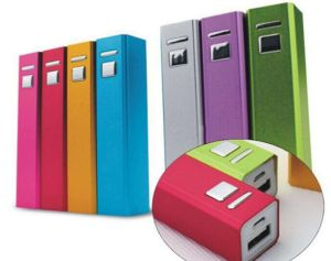 2600mAh Portable Power Bank Slim Mini Mobile Power Charger pictures & photos