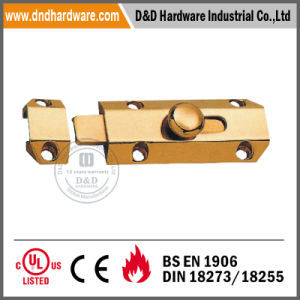 Europe Style Brass Material Door Bolt with UL pictures & photos