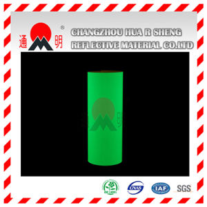 Pet/PVC Photo Luminescent Reflective Film for Street Signs (FG720) pictures & photos