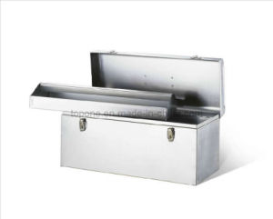 Stainless Steel Portable Toolbox