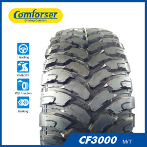 M/T Radial Tire with High Performance, Tubeless Car Tire, SUV Tire Supplier pictures & photos