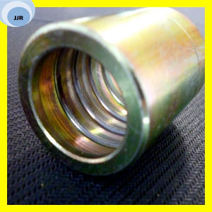 R1 Hose Ferrule Fitting Hydraulic Rubber Hose Bush 00110 pictures & photos