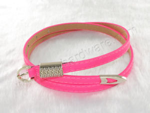 Fashion PU Belt for Lady (HP-0469-7)