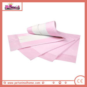 50PCS Puppy Pet Dog Toilet Training Pads in Pink pictures & photos