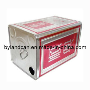 Metal Tin Can for Cooking Oil 15liters pictures & photos