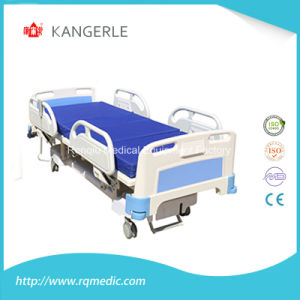 ICU Five Function Electric Bed. Hospital Bed