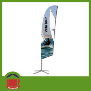 Promotional Display Flying Flag Banners pictures & photos