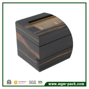 Hot Sale Glossy Lacquered Storage Watch Box pictures & photos