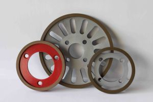 CBN Grinding Wheels for Tissue Knife, Diamond Wheels pictures & photos