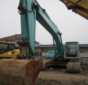 Second Hand Kobelco Excavators Kobelco Sk200 pictures & photos