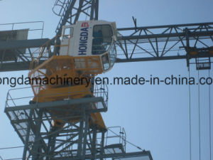 16ton Load Tower Crane-7035-Hongda Group pictures & photos
