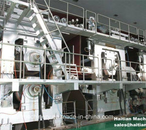 High Speed Tobacco Sheet Paper Machine pictures & photos