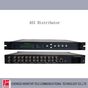 24 Output Interface DVB ASI Distributter (SD3001A)
