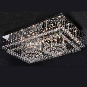 China big rectangular chandelier elegant ceiling light em3020 21l big rectangular chandelier elegant ceiling light em3020 21l aloadofball Image collections