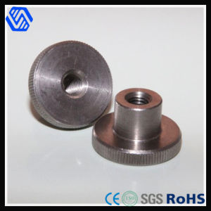 Knurled Nuts with Collar (DIN466) pictures & photos