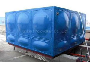 Insulated Tank for Solar Water Heater