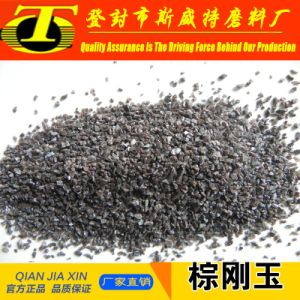 ISO Certificated A Grade Brown Aluminum Oxide 60 Mesh pictures & photos