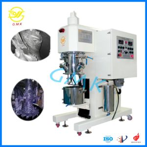 Top Sale Li-Thium 60L Anode Battery Paste Mixing Double Planetary Disperser Mixer pictures & photos