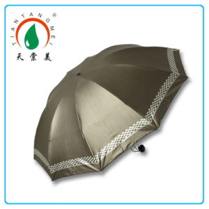 High Quality Russian Market Men Umbrella for India Market