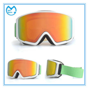 Interchangeable Lens Anti Fog General Sporting Goods Snowboarding Glasses pictures & photos