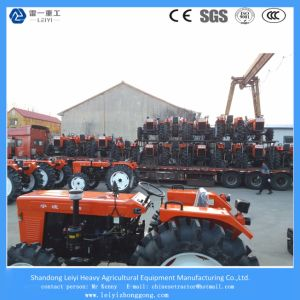 55HP Multi-Functional Wheeled Farm Tractor with Excellent Performance pictures & photos