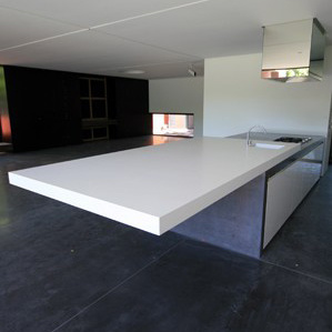 Artificial Stone Table Top (IVRY) pictures & photos