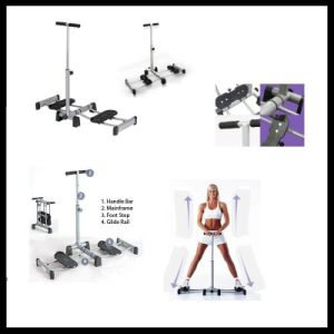 Leg Magic/Leg Exercise Workout System (TR1041)