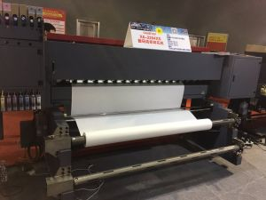 China Best Printing Effect Sublimation Printer 4 Xaar