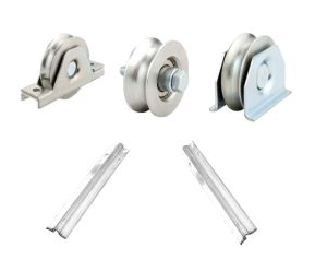 China Hardware Sliding Gate Wheel, Gate Pulley, Gate Roller, Fence