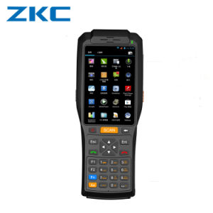 Zkc3506 4 Inch Android5.1 Device Touch Screen Handheld PDA