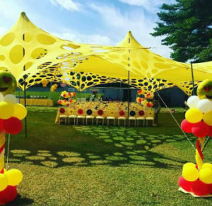 China Popular Stretch Tents Used For Wedding In Ghana China